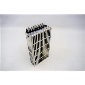 ETA, WRC24SX-U Power Supply 24VDC, 75W f/ Amersham BioProcessing System