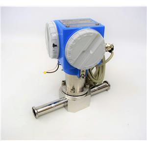 Endress & Hauser PMC 731-G41P1M1DL4 Cerabar Pressure Transmitter SS Fittings
