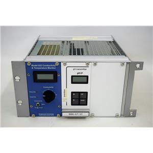 Wedgewood 622 Conductivity & Temperature Monitor Amersham pH-P Transmitter