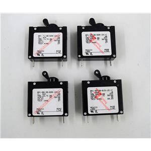 Carling Technolgies Circuit Breakers BA1-B0-36-620-121-C & BA1-B0-36-615-121-C