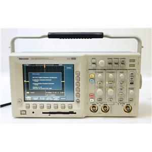 Tektronix TDS3012 2 CH Digital Phospor Oscilloscope 100 MHz, 1.25 GS/s DPO