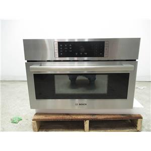 "Bosch 800 Series  30"" 1.6 cu. ft. True Convection Speed Oven HMC80151UC"