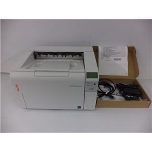 Kodak 1292937 Alaris I3450 FB/SF Color 1200DPI 48BIT USB 2.0/3.0 A4 Scanner