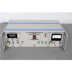 Magnex E5011 helium Monitor/E7001 Emergency Discharge/E5031 Nitrogen Monitor