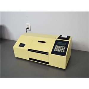 Rudolph DigiPol 781 Digital Polarimeter Enantiomer Analysis DP781-38U