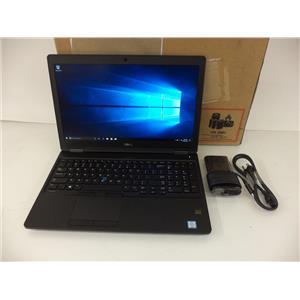 "Dell 4G86P Latitude 5580 - 15.6"" - Core i7-7820HQ 2.9GHZ 8GB 256GB M.2 SSD W10P"