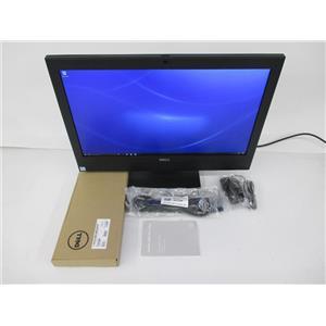 "Dell G196X OptiPlex 5250 AIO QC i5-7500 3.4GHz 8GB 128GB M.2 SSD 21.5"" FHD W10P"