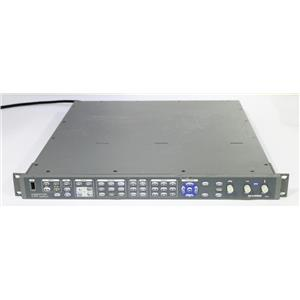 Harris Videotek VTM4100 Multiformat Waveform /Vector Monitor OPT HD/SD / 5 Audio
