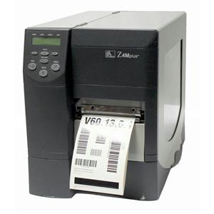 Zebra Z4M Plus Z4M00-2201-0020 TT/DT Barcode Printer (Parallel/Serial) 203DPI