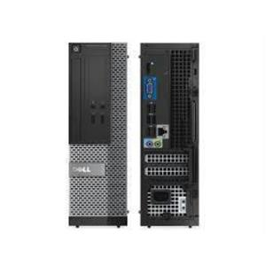 Dell OptiPlex 9010  1TB, Intel Core i7 3nd Gen., 3.4 GHz, 8GB PC SFF