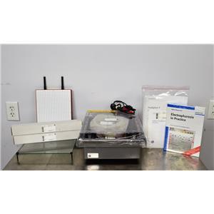 GE Amersham Multiphor-II Electrophoresis Gel-Box Novablot Cold Plate Cathode