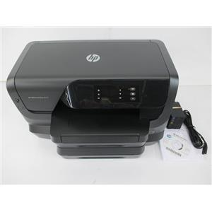HP T0G70A#B1H OfficeJet Pro 8216 Inkjet Printer (8 PAGES)
