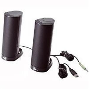 New Dell AX210 Computer Speakers-1.2W RMS 0R126K