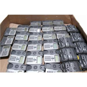 Lot of 100 Cisco CP-7911G Unified IP Phone 7911 VoIP Phone, SCCP