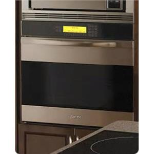 Dacor Discovery Millennia 27 Inch Self Clean Single Electric Wall Oven MOH127S