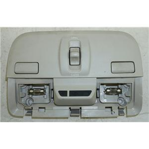 2008 2009 Subaru Legacy Overhead Console w/ Sunroof Switch & 7 Wire Sensor