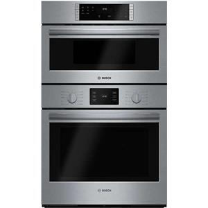 "Bosch 500 Series 30"" SelfClean SS Convection Combination Oven HBL57M52UC"