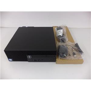 Dell WNJWM OptiPlex 3050 - SFF Desktop Core i3-7100 3.9GHz 8GB 500GB W10P