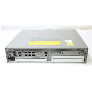 Cisco ASR 1002-X ASR Series Aggregation Service Router 2x AC AS-IS