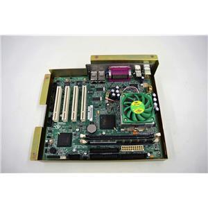 Radisys 97-9025-02 CH815C-2L   CH2L01-0-0   97-9025-02, 97-9525-23 Motherboard