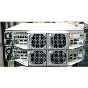 Oracle Sun Fire X4370 M2 Server with 2 Nodes: 2x Xeon X5675, 96GB RAM, 2x 500GB