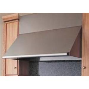 """Dacor Epicure 36"""" 600 CFM Stainless Steel Wall Mounted Hood EHD3618SCH"""