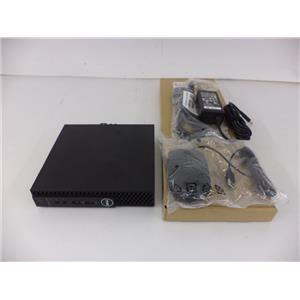 Dell WRWR9 OptiPlex 3050 - micro - Core i3-6100T 3.2GHz 4GB 500GB W7P64
