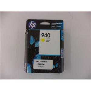 HP C4905AL HP 940 Yellow Original Ink Cartridge C4905A - FACTORY SEALED