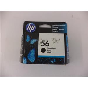 HP C6656AL HP C6656A Black Ink Cartridge - FACTORY SEALED