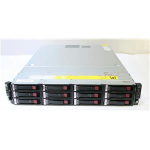 HP StorageWorks LeftHand P4500 Storage Array w/ 12x 450GB SAS HDD