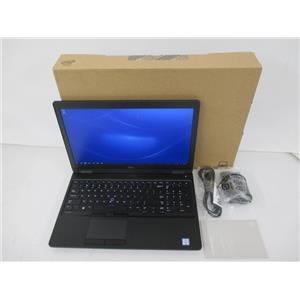 "Dell F9HHM Latitude 5580 i5-6300U 2.4GHz 8GB 256GB M.2 SSD 15.6"" FHD W7P64"