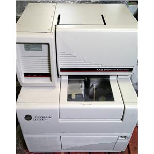 Beckman Coulter CEQ 8000 Genetic Analyzer System DNA Sequencer