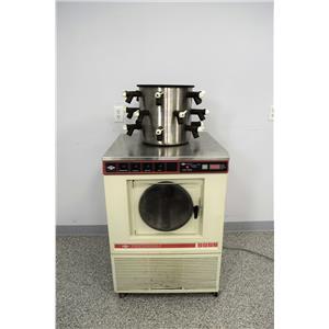 Virtis 25 SL Freezemobile Lyophilizer Freeze Dryer 273581 Savant Vacuum 230V