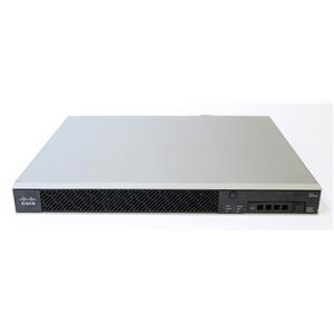 Cisco ASA 5515-X Firewall 250 VPN 6GE Data 1GE Mgmt 3DES/AES with 120GB SSD