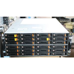 Symantec NetBackup 4U Storage /FreeNAS Server 2x E5620 2.4GHz, 32GB RAM, 24x 2TB