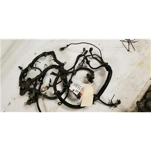 2001-2002 Dodge Cummins 2500 3500 5.9L CUMMINS engine wiring harness tag ar55965