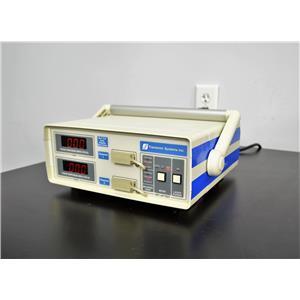 Transonic Tissue Perfusion Monitor BLF21 Laser Doppler Waveform Arterial Blood