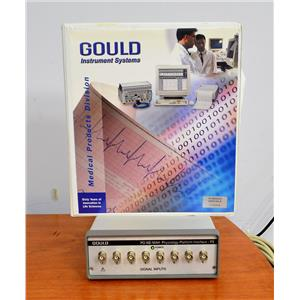 Data Science Gould J02878 Ponemah Physiology Platform Interface P3 PNM-P3P-010