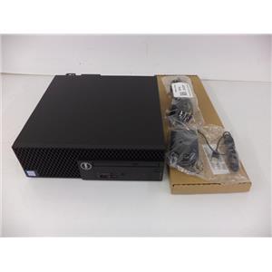 Dell W1W7K OptiPlex 3050 - SFF - Core i3-6100 3.7GHz 4GB 500GB W7P64