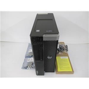 Dell CTO Precision Tower 7810 2 x Xeon E5-2623 v3 3GHz 32GB 2 x 1TB SSDs Redhat