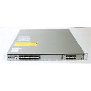 Cisco Catalyst 4500-X 24 Port 10GE Switch WS-C4500X-24X-ES Enterprise License