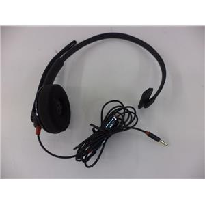Plantronics 205203-12 Blackwire Corded Headset With 3.5 MM Connection