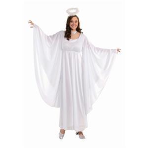 Womens Angel Adult Plus Size Costume XL
