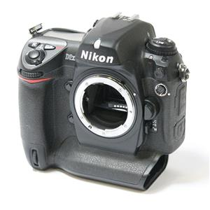 Nikon D D2Xs 12.4MP Digital SLR Camera (Body Only) 2618 Shutter Count
