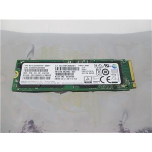 Genuine HP 862996-003 256GB 2280 M.2 NVMe SSD MZVLW256HEHP Samsung PM961 Series