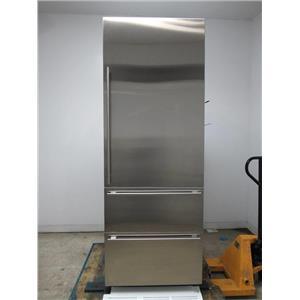 "Sub-Zero 30"" 16.5 cu. ft Integrated Stainless All-Refrigerator IT30RIDRH"