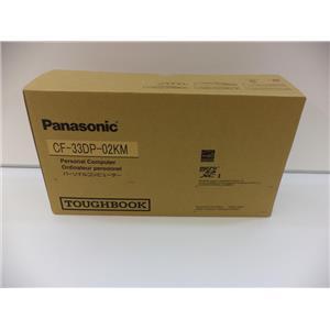 "Panasonic CF-33DP-02KM Toughbook 33 - 12"" Tablet Core i5-6300U 8GB 256GB SSD W7P"