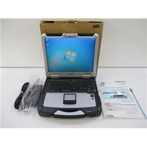 "Panasonic CF-3113-00KM Toughbook i5-5300U 2.3GHz 8GB 256GB SSD 13.1"" Touch W7P"