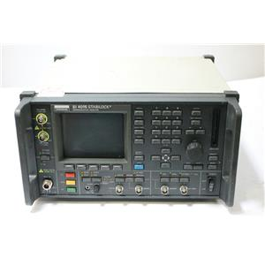 Schlumberger SI 4015 400kHz to 1GHz STABILOCK Radio Communication Test Set AS-IS