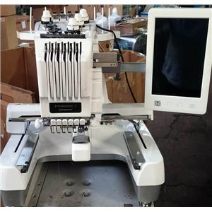 BROTHER PR655 Embroidery Machine